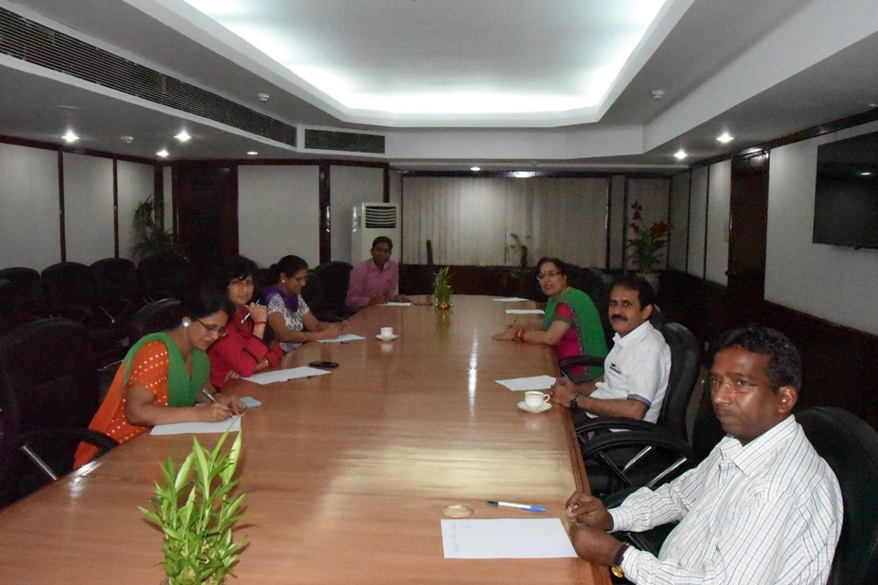 Essay competition on Yoga for PPAC employees Photo Gallery